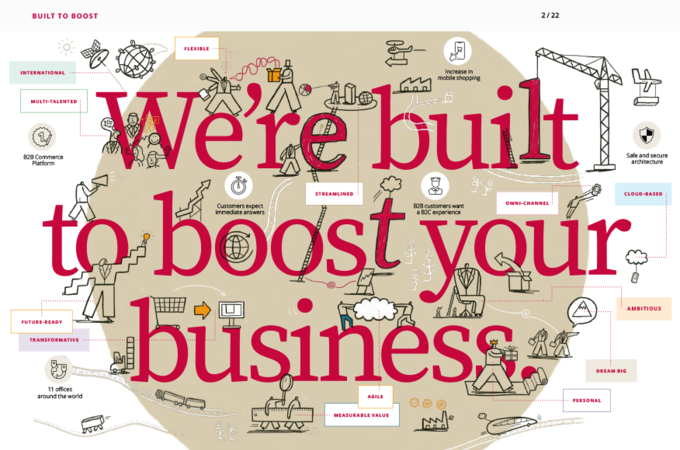 We're built to boost your business